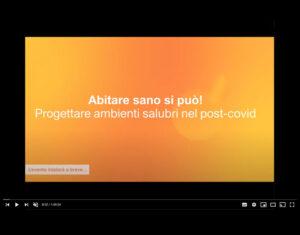 Andrea Dell'Orto moderatore del webinar klimahouse Connects del 9 giugno 2020